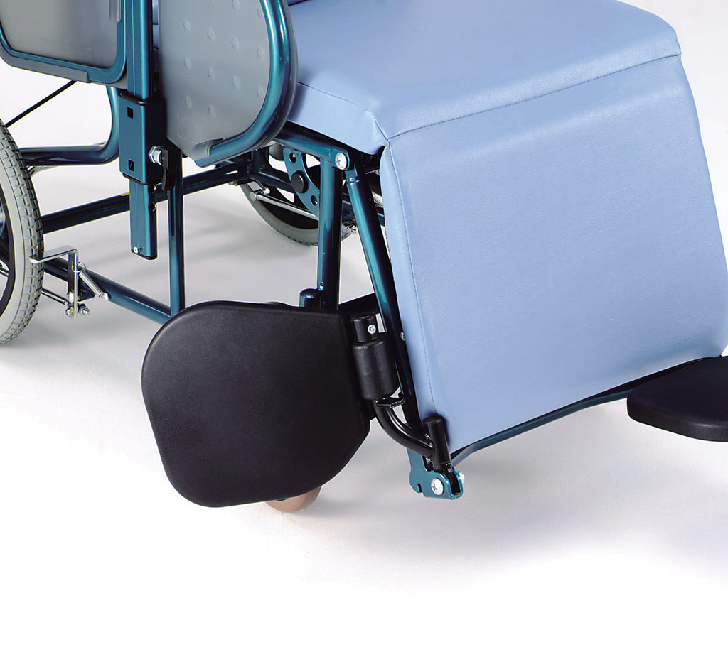 plush convertible wheelchair bed - fully reclining – healthcare