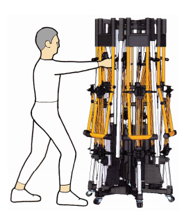 Body Spider Exercise Machine