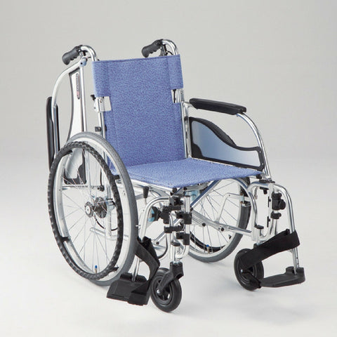 Slim and Lightweight Foldable Wheelchair - good for travel