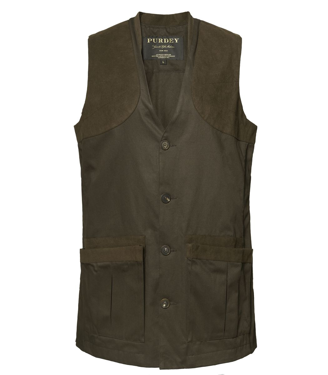 MEN'S WINTER SPORTING SHOOTING VEST