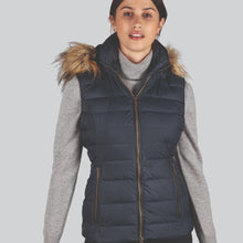 Load image into Gallery viewer, LADIES HAMPSTEAD DOWN GILET