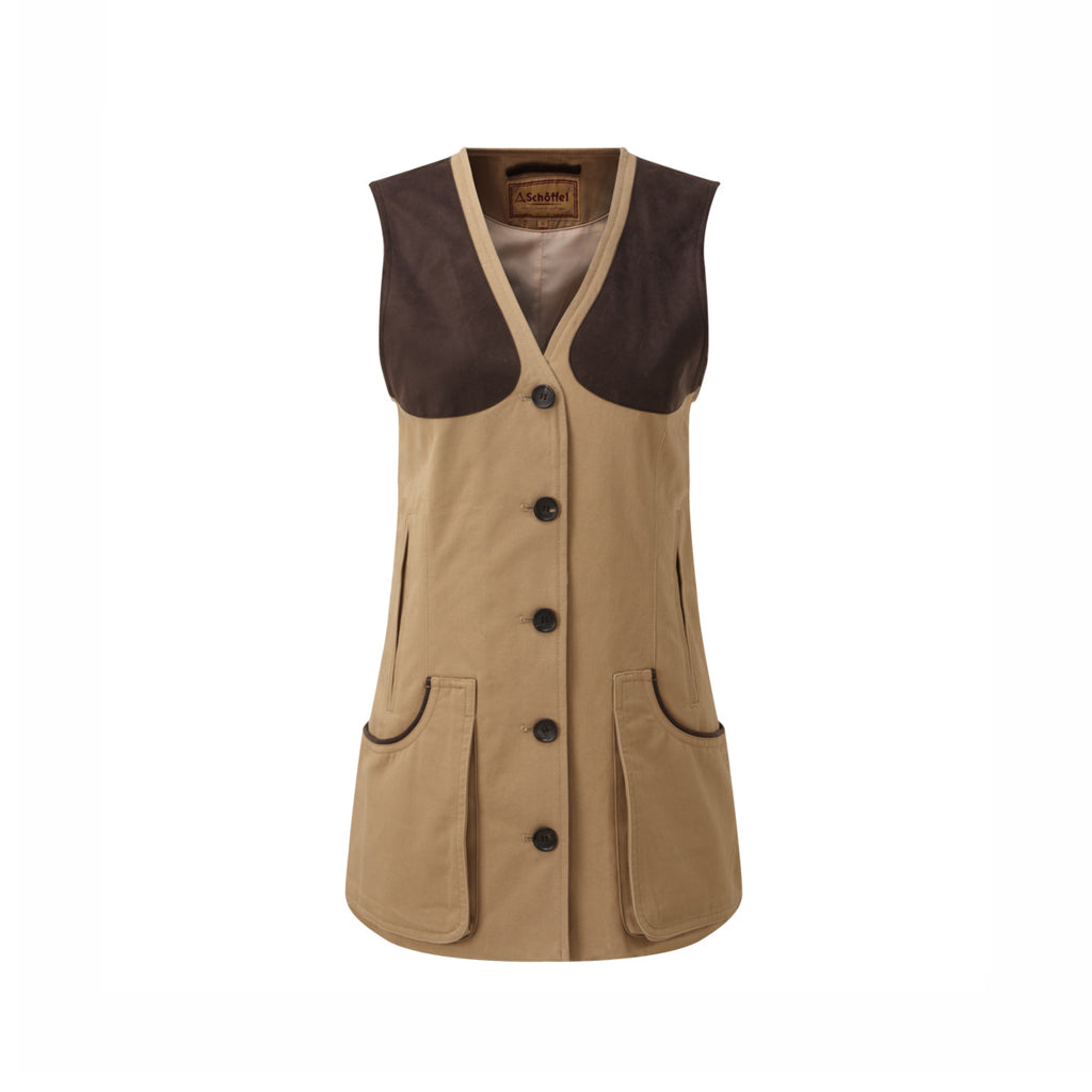All Season Shooting Vest - Ladies