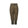 LADIES HIGH WAISTED BEATRICE TWEED BREEKS STORM CUFF