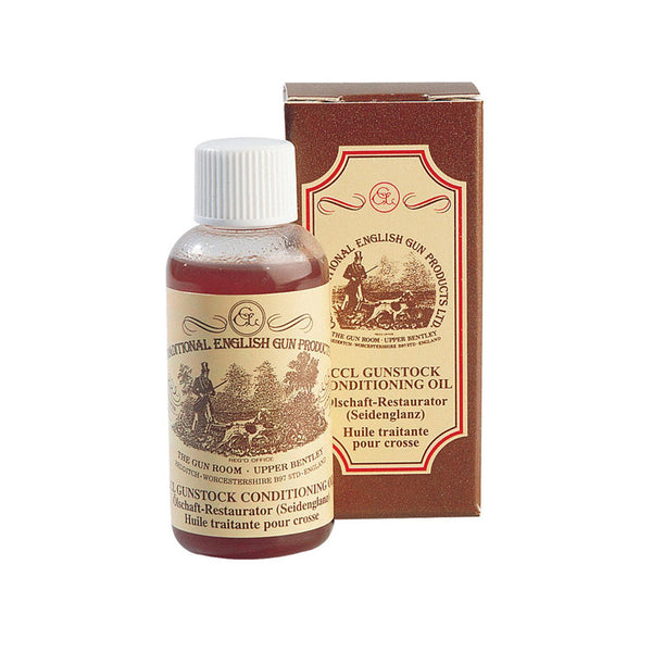 GUNSTOCK CONDITIONING OIL 50ML