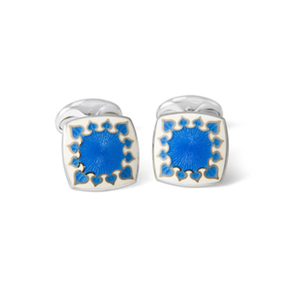Fancy Enamel Cufflinks
