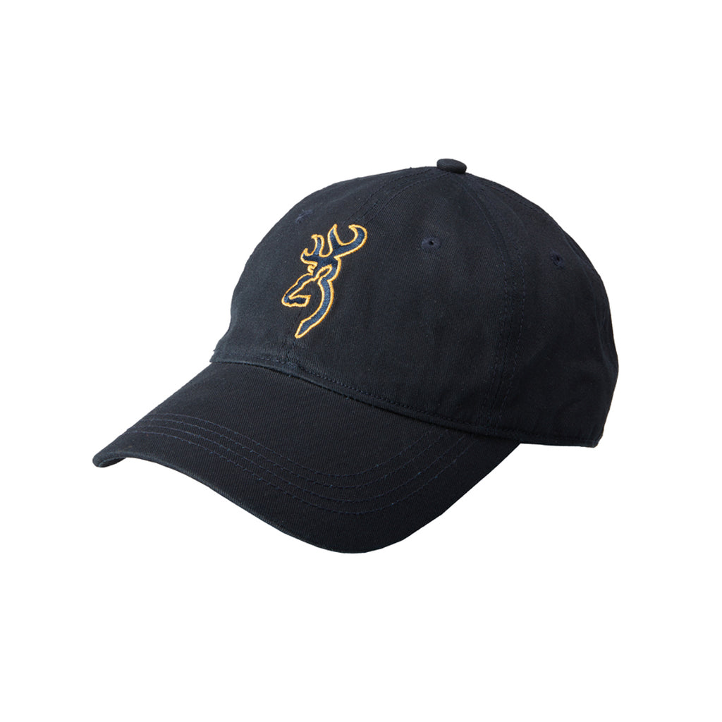 Gold Buck Cap Navy