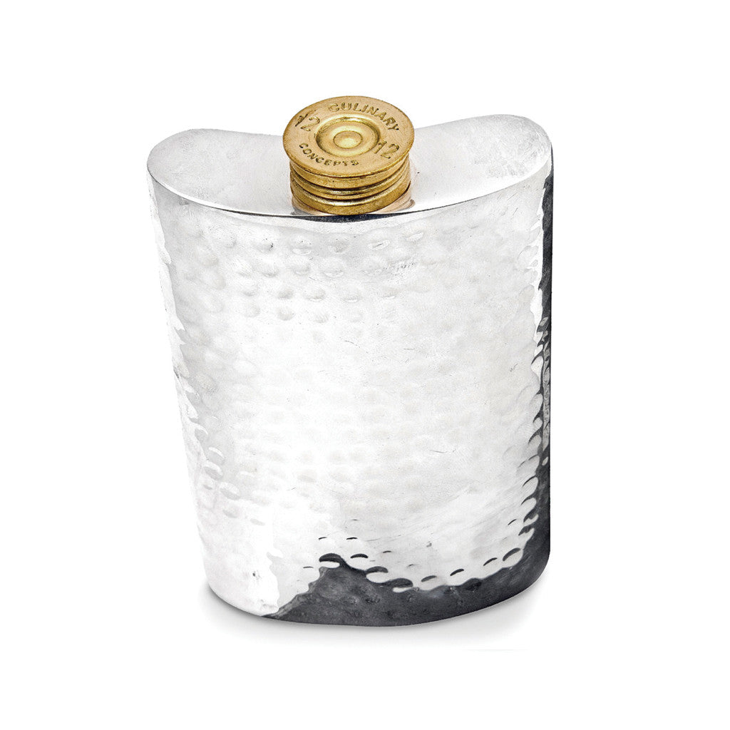 Large Cartridge Hip Flask