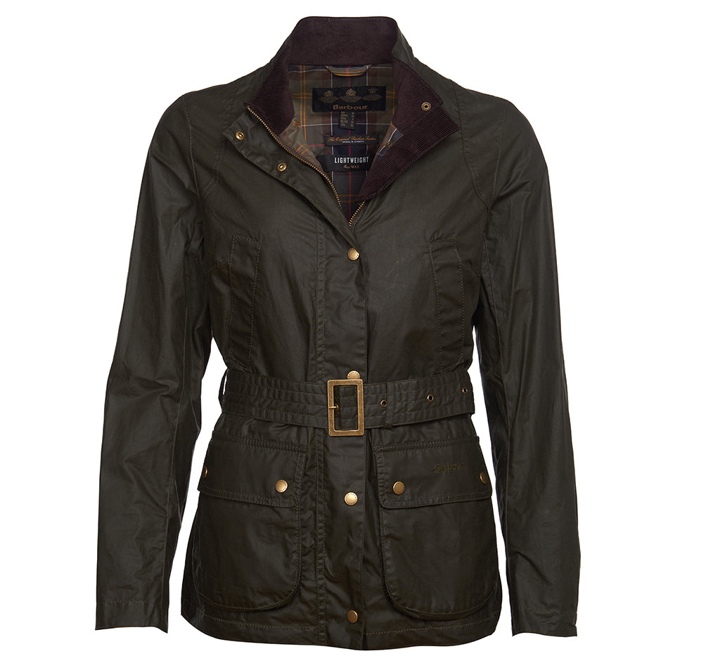 HEATHERVIEW WAXED COTTON JACKET