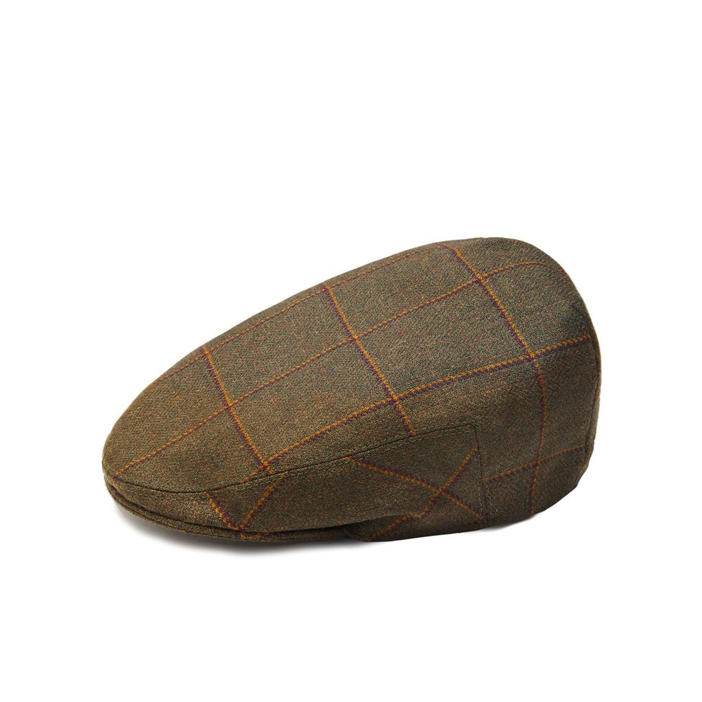 Lawrence SHORT PEAK TWEED CAP