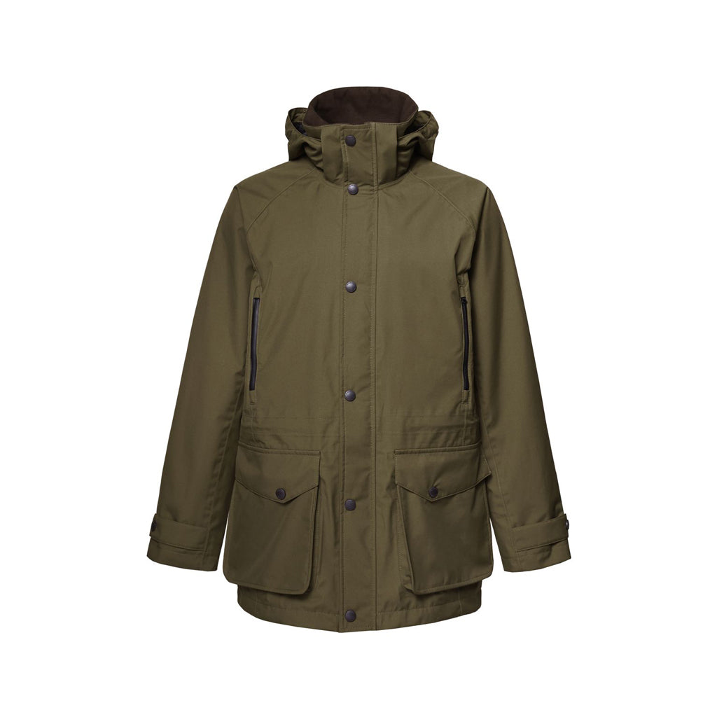 MENS LIGHTWEIGHT TECHNICAL SHOOTING COAT