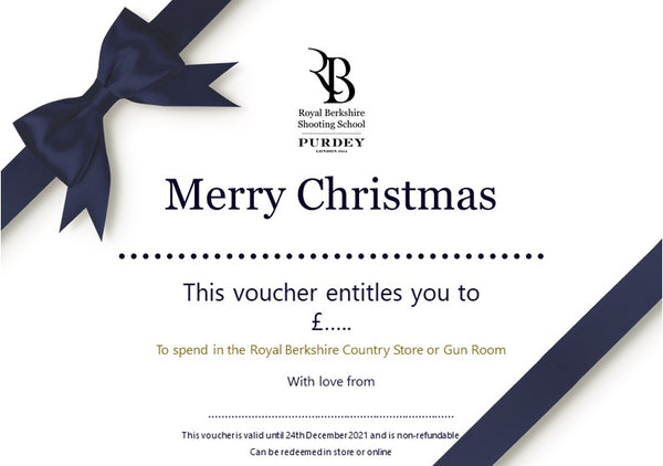 Royal Berkshire Retail Voucher