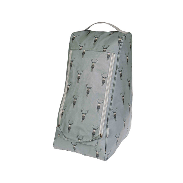 Stag Boot Bag