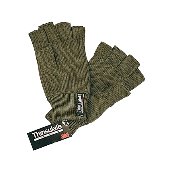 Thinsulate Fingerless Gloves