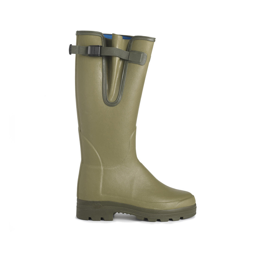 LADIES VIERZONORD NEOPRENE LINED WELLINGTON BOOTS
