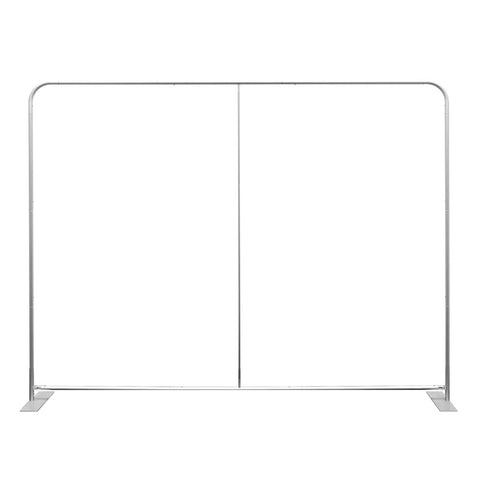 10' Booti™ Straight Trade Show Display, Frame Only