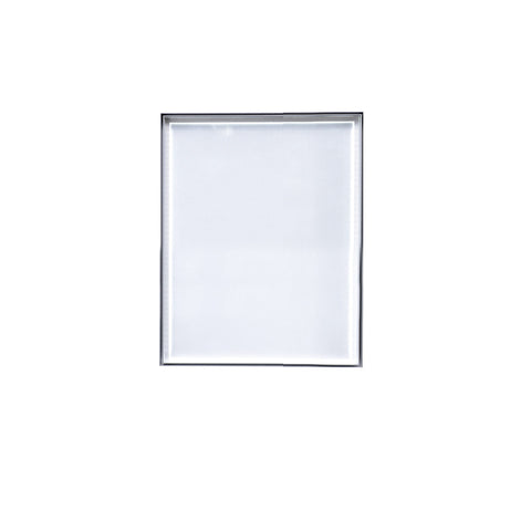 "16""×20"" Mars™ Backlit 1.2"" Slim LED Light Box, Frame Only"
