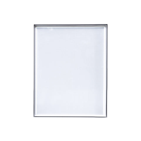 "22""×28"" Mars™ Backlit 1.2"" Slim LED Light Box, Frame Only"