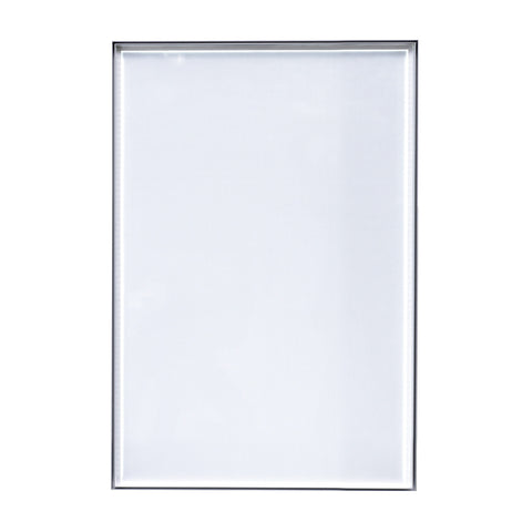 "24""×36"" Mars™ Backlit 1.2"" Slim LED Light Box, Frame Only"