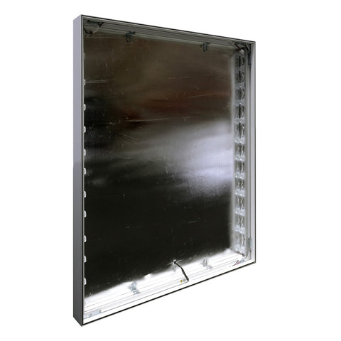 "30""×40"" Mars™ Edge-lit  3"" Slim LED Light Box, Frame Only"