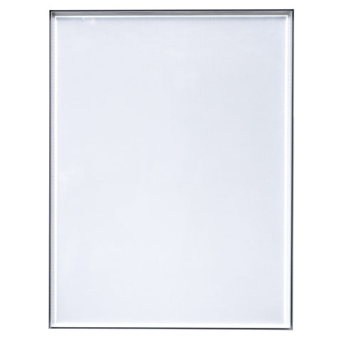 "30""×40"" Mars™ Backlit 1.2"" Slim LED Light Box, Frame Only"