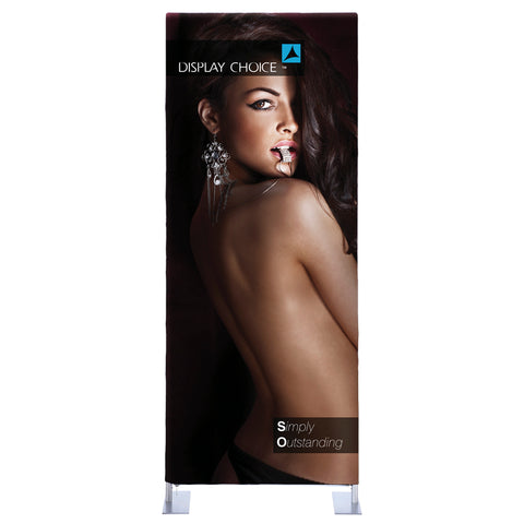 Venus™ Back Wall 3'x 8', Single Sided Customized Printing Only