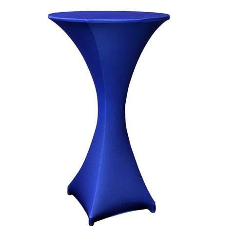 Ceti™ Cocktail Table with Blue Cover