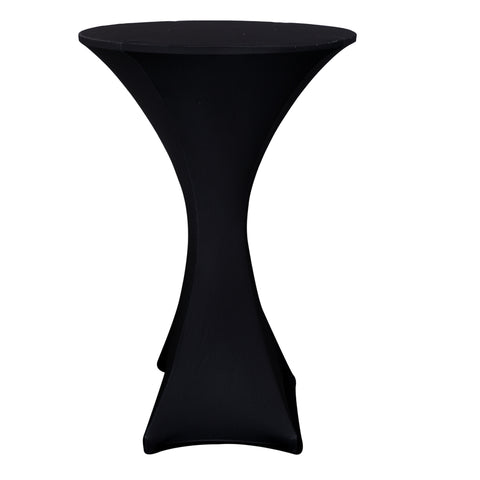 "Mercury™ Event Table 23.5"", Black Cover Only"