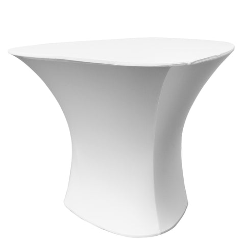 Ceti™ Convention Table with White Cover