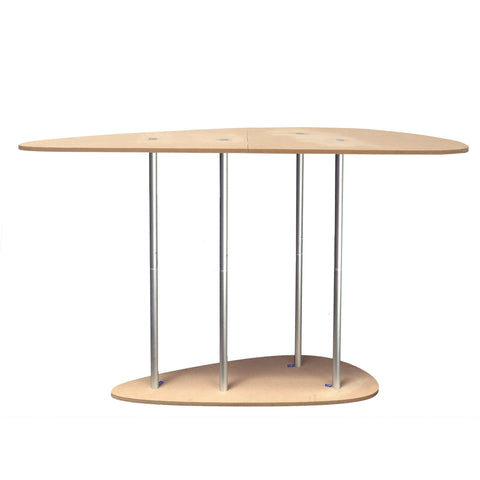 Ceti™ Reception Table, Frame Only