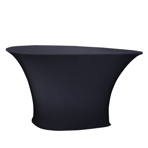 Ceti™ Reception Table with Black Cover