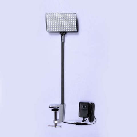 LED Light for Round-Tube Display