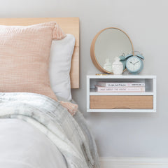 5 Benefits of a Floating Bedside Table