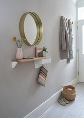 7 ways to make the most out of your small hallway
