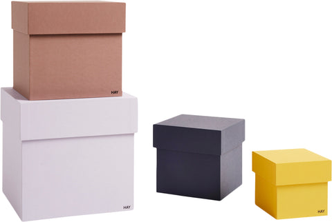 HAY box set of 4