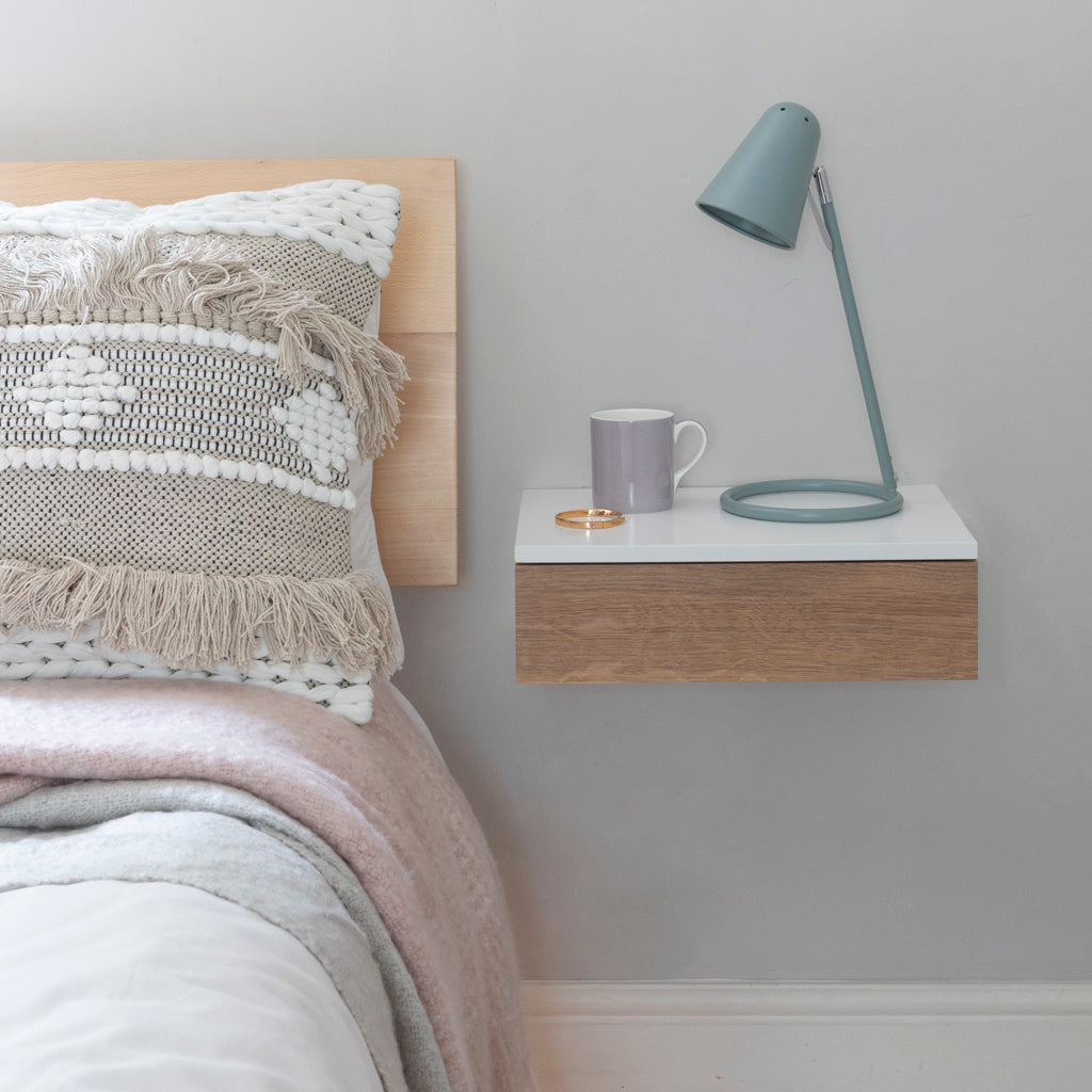 floating_bedside_oak_front_drawer