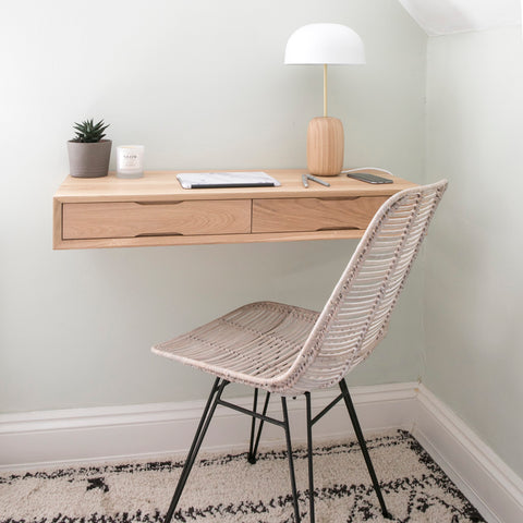 floating _oak_desk