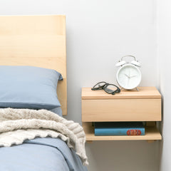 Floating Bedside Table from Urbansize