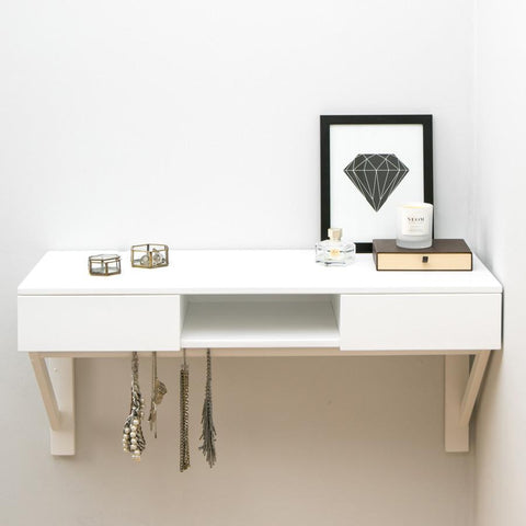 Urbansize floating dressing table