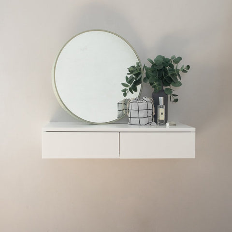 Urbansize small floating dressing table