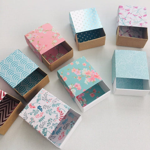Paperclover UK origami boxes