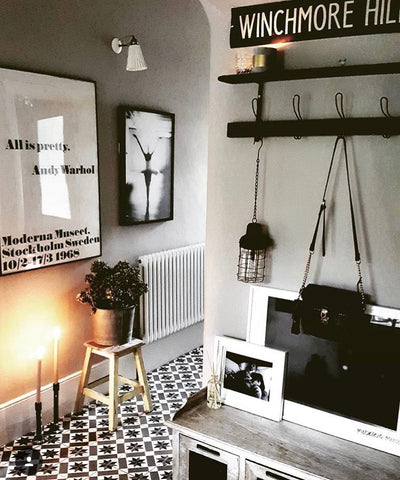interior instagram accounts - malmo&moss