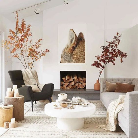 autumn loungeroom