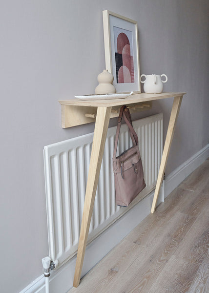 Plywood Radiator Cover