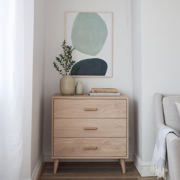 Alcove Small Chest of Drawers