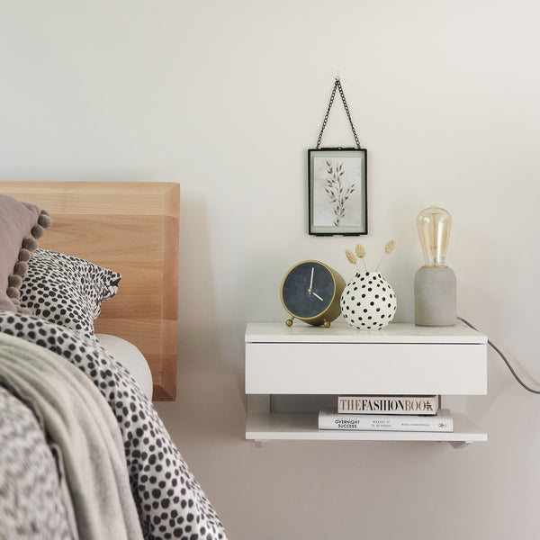Floating Bedside Table - Large