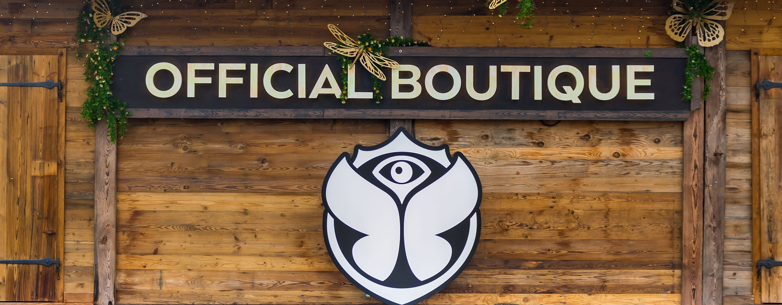 Official Tomorrowland Boutique in Alpe d'Huez