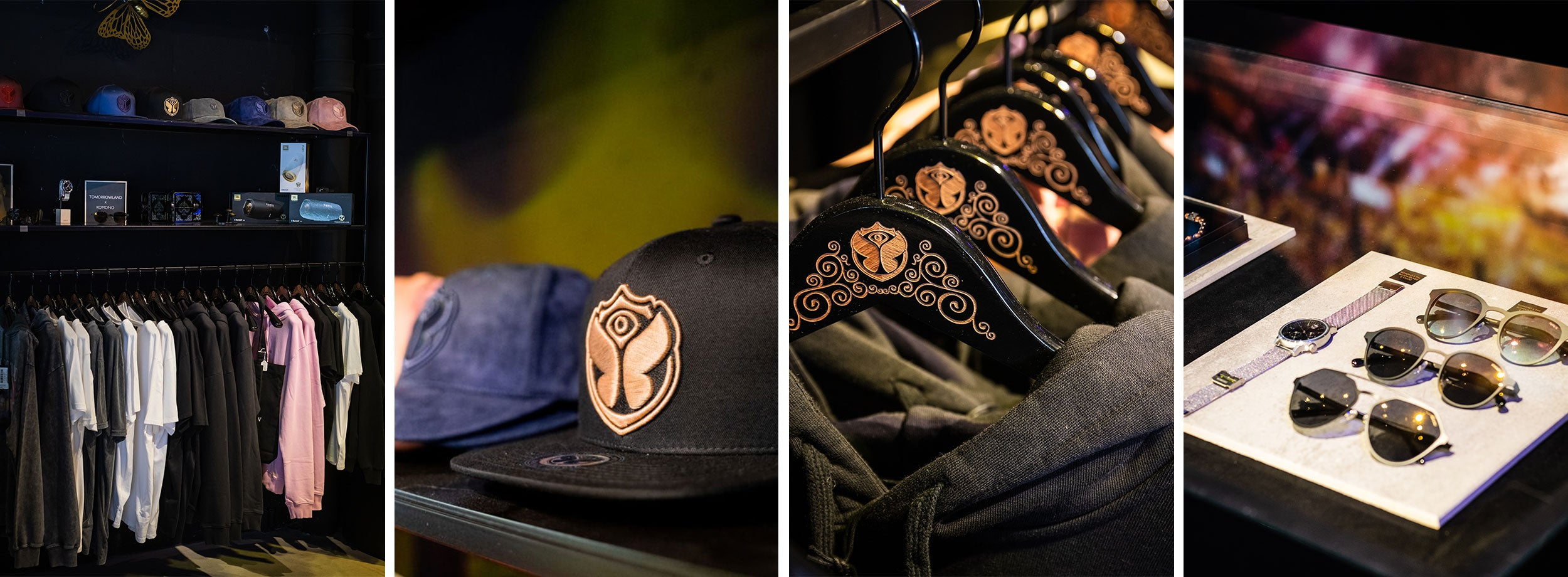 Tomorrowland DJ & Experience Store - Official Tomorrowland Apparel & Accessories