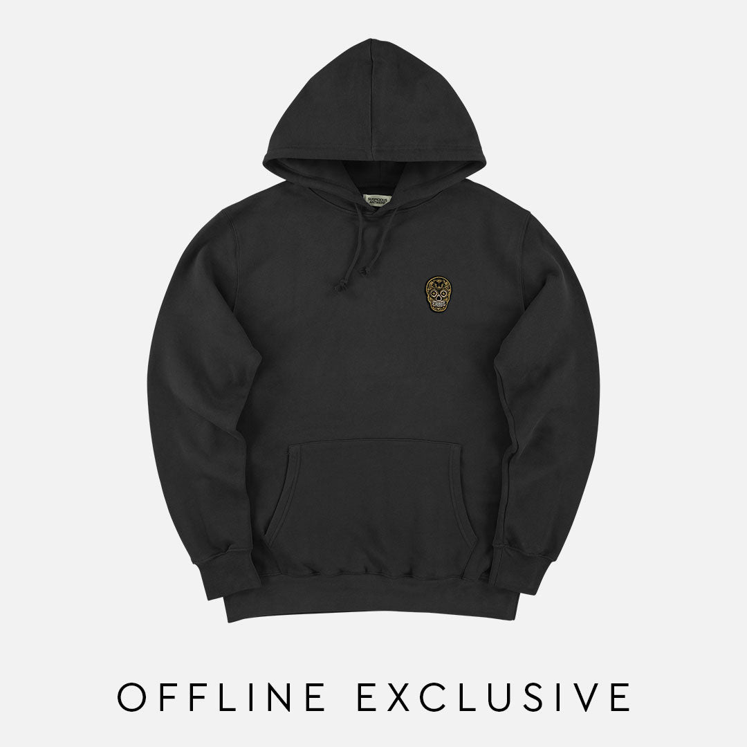 Tomorrowland x Suspicious - Black colorway only available offline