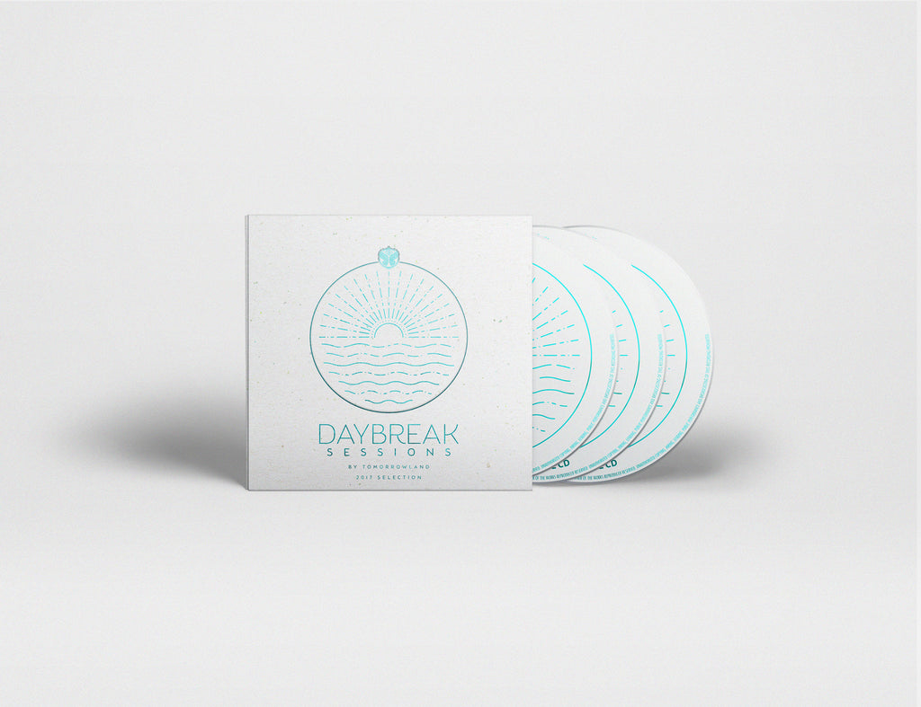 CD - Daybreak Sessions 2017