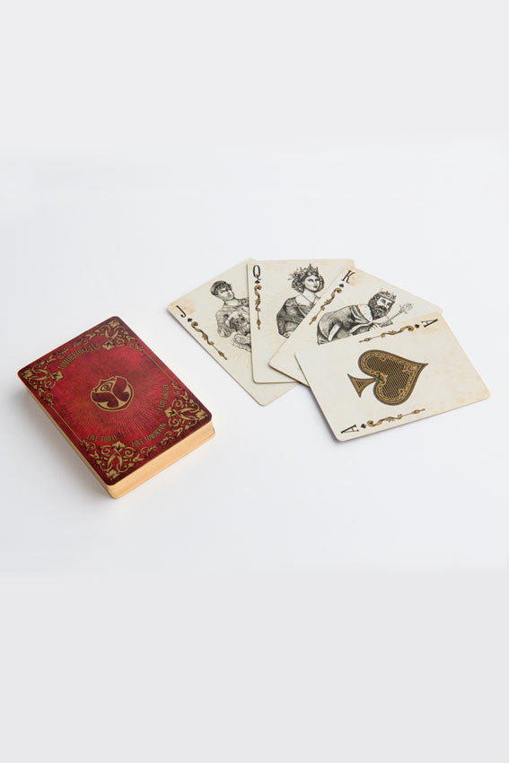 Tomorrowland Card Game